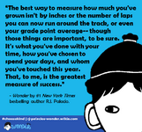 Greatest-measure-of-success