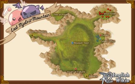 Andanora Map