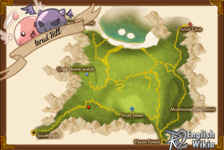 Vespa Map