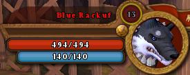 BlueRackufBar