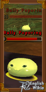 Bully Poporing