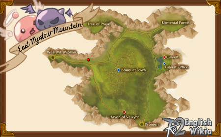 Pupa Map