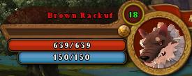 BrownRackufBar
