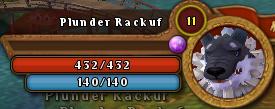Plunder RackufBar