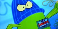Bank Robber (SpongeBob)