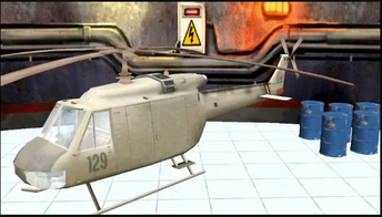 Military class helicopter