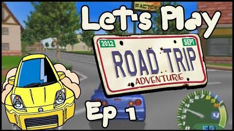 Road Trip Adventure Ep 1 Peach Town