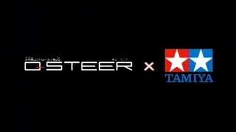 Takara Tomy x Tamiya Q-STEER
