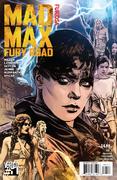 Mad Max Fury Road Furiosa -1