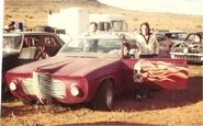 "Holden Monaro 1971 ""Red Monaro"""