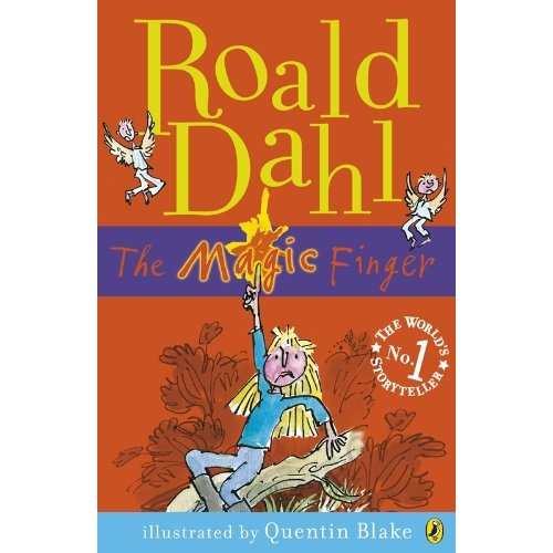 The Magic Finger | Roald Dahl Wiki | FANDOM powered by Wikia