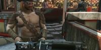Leather Fetish Cowboy Robert