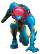 Omega X Fusion Suit
