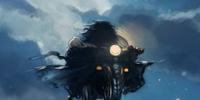 Agent Crucio's Flying Motorbike