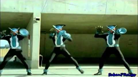 Power Rangers Season 13 S.P.D Ep 22 (Omega Ranger)