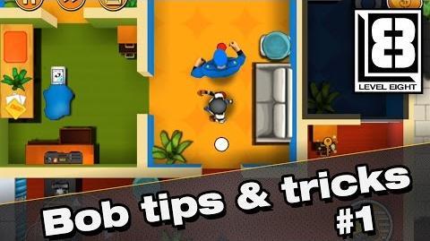 Robbery Bob - Tips & Tricks 1-0