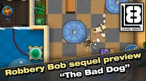 """Robbery Bob sequel preview - """"The Bad Dog""""-1427446174"""
