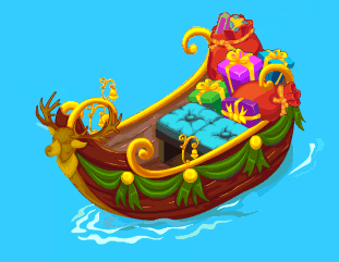 Santas' Ship