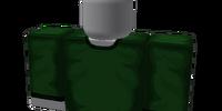Green Civilian Shirt