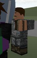 Military Zombie 2