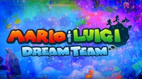 Dreamy Mushrise Winds - Mario & Luigi Dream Team Music
