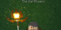 Theos, The War Phoenix