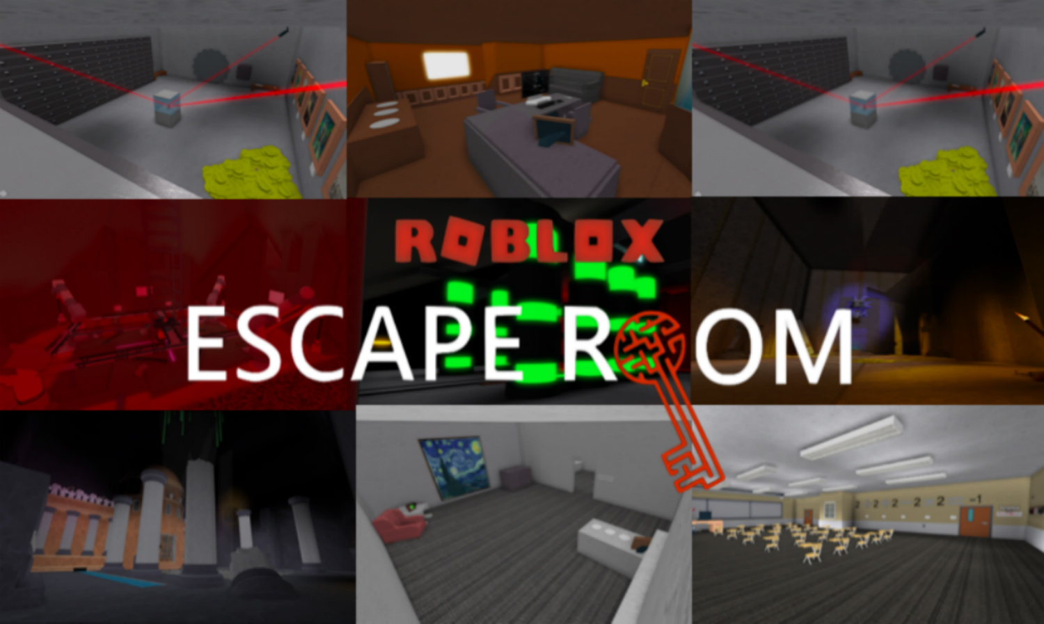 Roblox Room: Discuss Everything About Roblox Escape Room Official Wiki