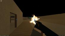RPK firing