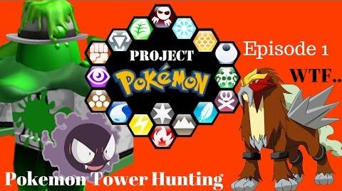Roblox Let's play Project Pokemon Episode 1
