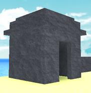 Small Stone Hut
