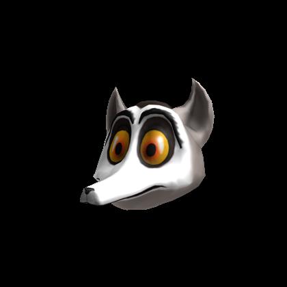 Catalog:King Julien Mask | ROBLOX Wikia | FANDOM powered ...