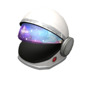 The Major's Helmet