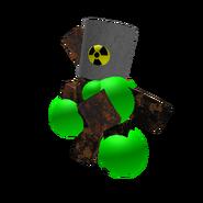 Zombie Tower Toxic Boss