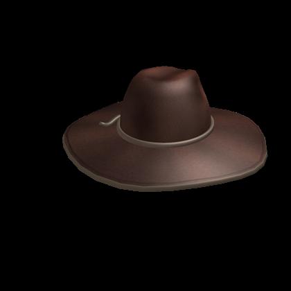 File:Big Brimmed Brown Hat.png