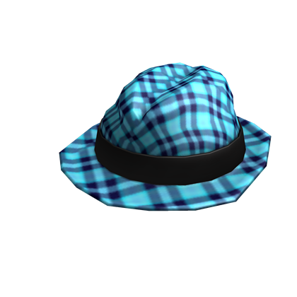 File:Neon Blue Fedora.png
