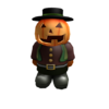 Pumpkin Shoulder Friend
