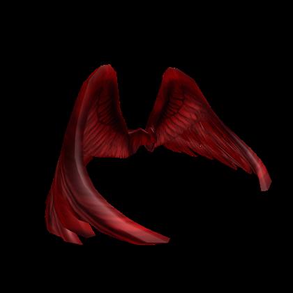 free black wings roblox