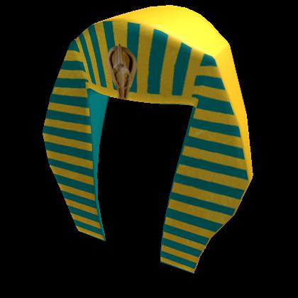 File:Pharaoh's Headdress.png