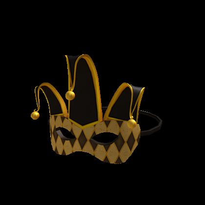 File:Gold Mardi Gras Mask.png