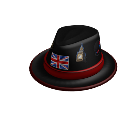 File:London BLOXcon Black Fedora.png