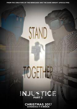 Injustice Part 2 Teaser Poster