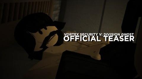ROBLOX Vortex Security V Division Ghost (2017) Teaser Trailer 1 (HD)