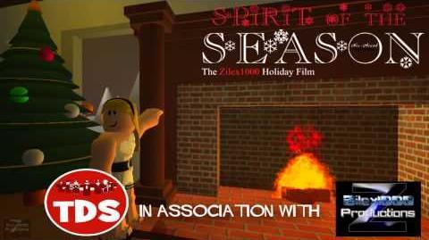 Zilex1000 talks about 'Spirit of the Season The Zilex1000 Holiday Film'