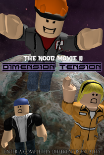 Dimension Tension Poster