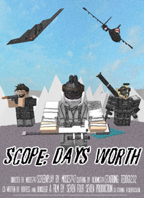 Scope Days Worth Poster