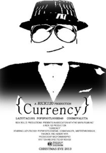 Currency final poster