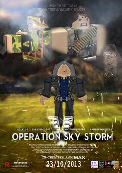 VortexSecurityOperationSkyStorm