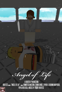 Angel of Life Poster