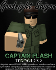 Captain Flash poster (1)