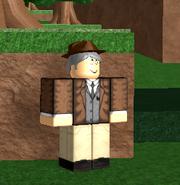 Gentleman Nolan